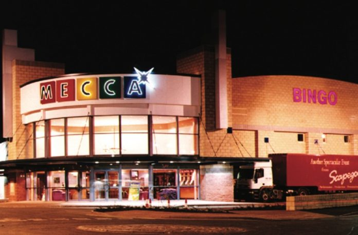 Coinslot - Mecca Bingo new operation Leeds