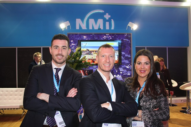 Coinslot - NMi Gaming Spanish office