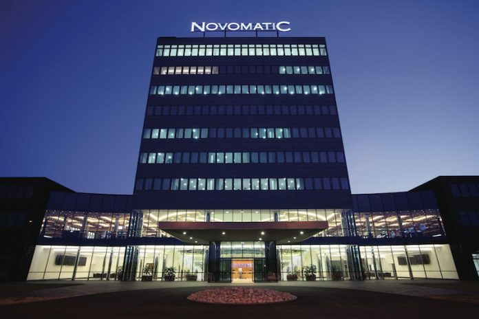 Coinslot - Novomatic Macquarie £5.2bn