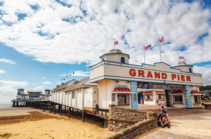 Coinslot - Piers BALPPA Insurance seafront