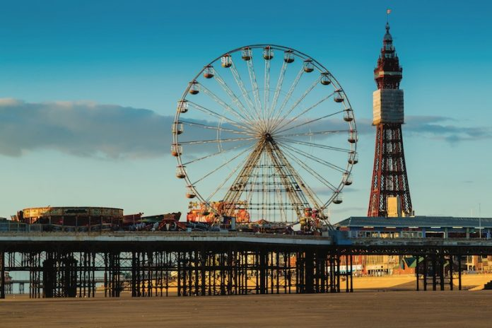Coinslot - Blackpool pier wheel events