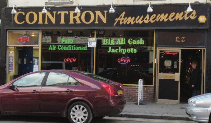 Coinslot - Cointron Gravesend