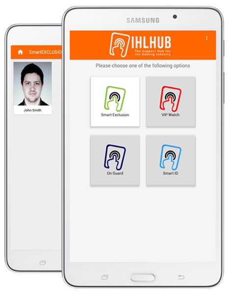 Coinslot - IHL Tech - SmartEXCLUSION App