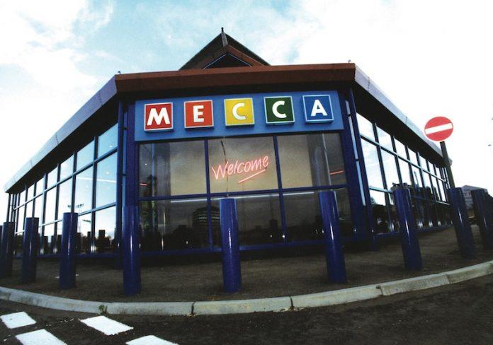 Coinslot - Mecca bingo halls