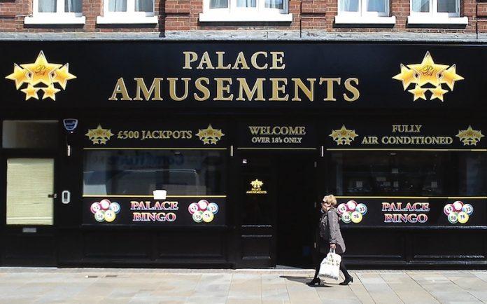 Coinslot - Palace Amusements Godden Gaming B3