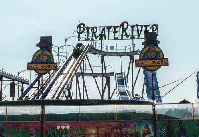 Coinslot - Pleasure Park Barry Island