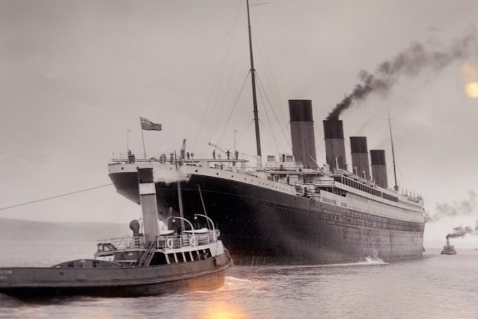 Coinslot - Titanic comment