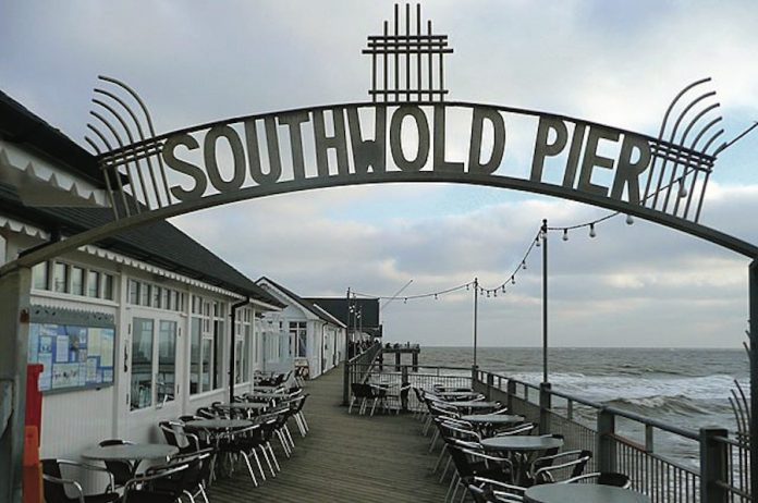 Image result for southwold pier