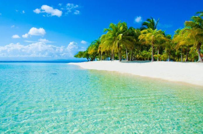 Coinslot - Wirral carribean beach tropical