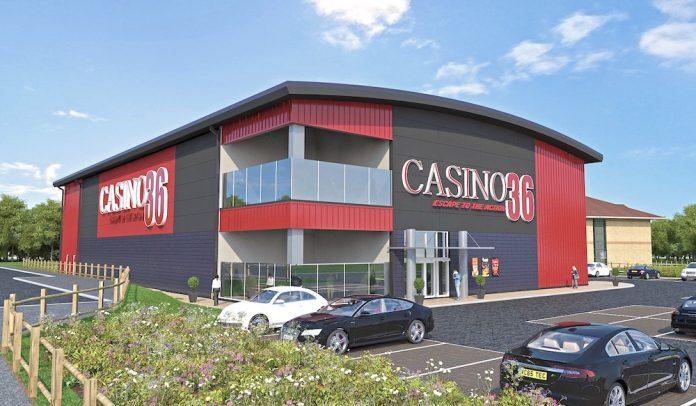 ICR - Casino 36 Dudley