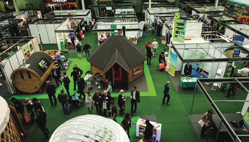 Holiday park and resort innovation show coming to for Pool show birmingham