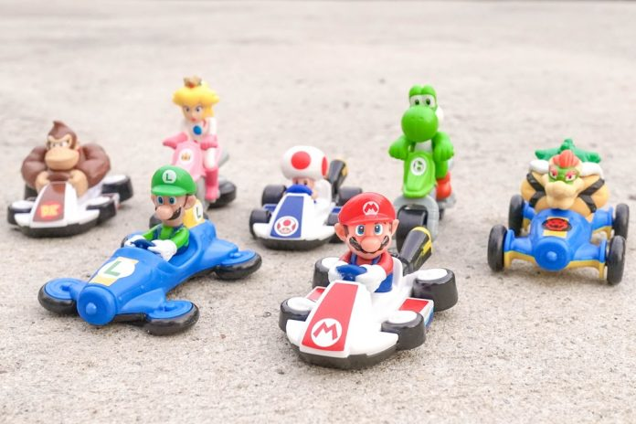Coinslot - Mario Kart Universal
