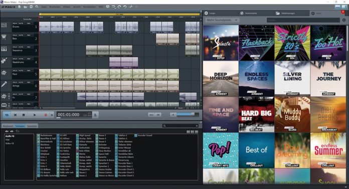 Coinslot - Music Maker MAGIX