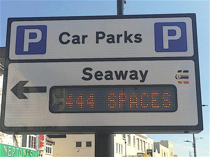Coinslot - Southend Adventure Island parking