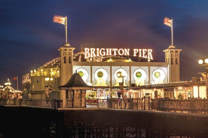 Coinslot - bacta piers Britain's pier britain's