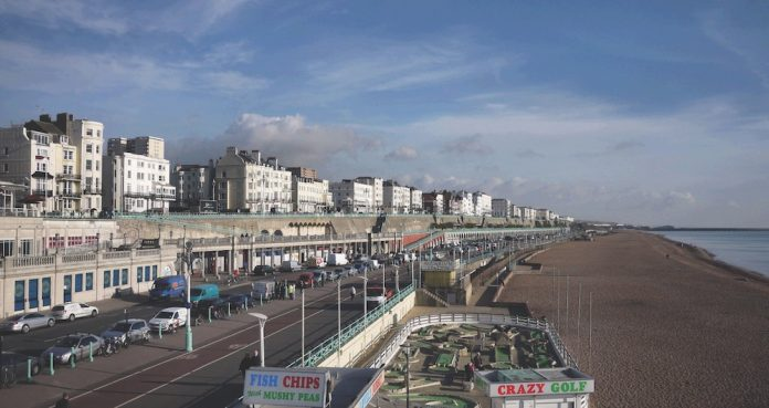 Coinslot - bank holiday seaside UK parking fees