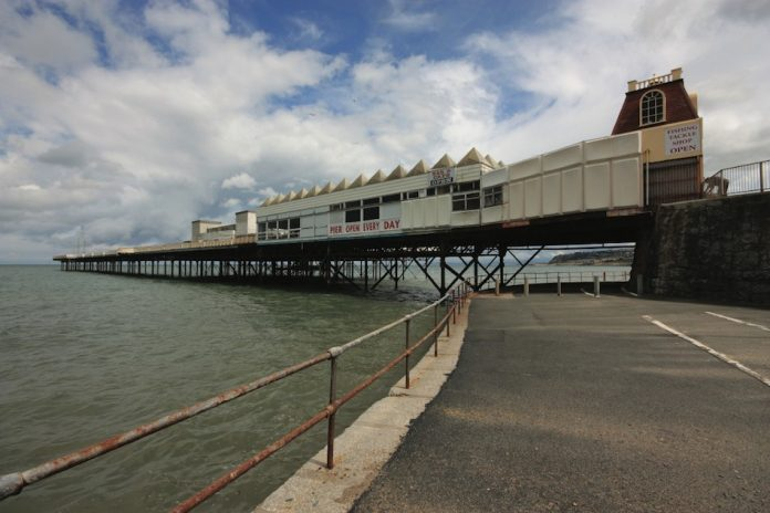 Coinslot - Colwyn Bay Pier council