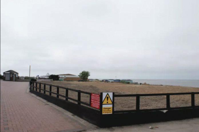 Coinslot - Fleetwood Pier