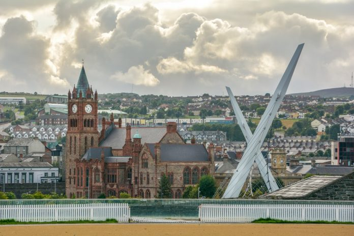 Coinslot - Northern Ireland Derryarcade
