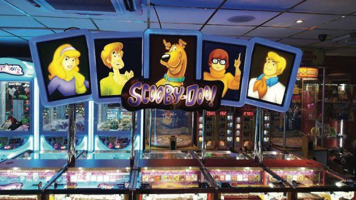Coinslot - Scooby Doo JNC