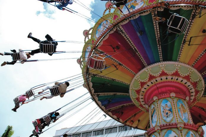 Coinslot - Theme parks