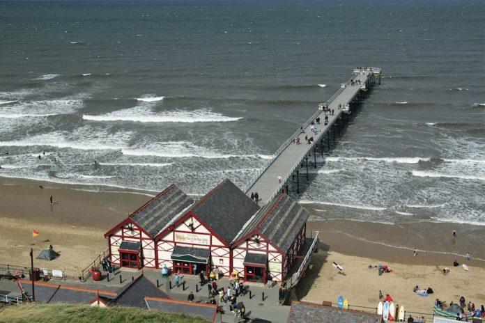 Coinslot - machines prizes saltburn pier
