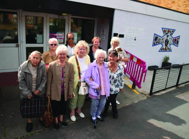 bingo pensioners