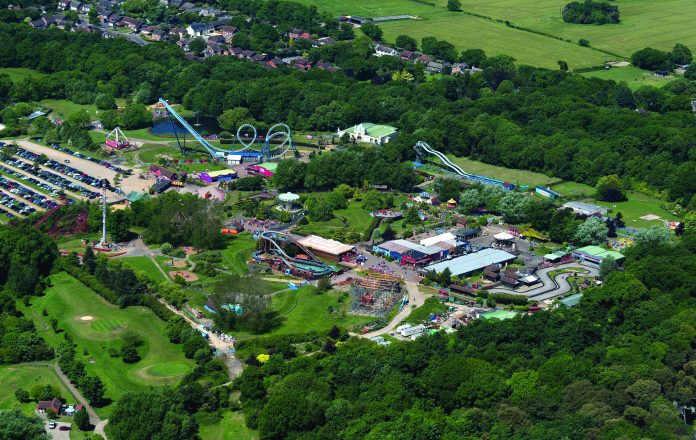 CS2539-Amusements- Pleasurewood Hills