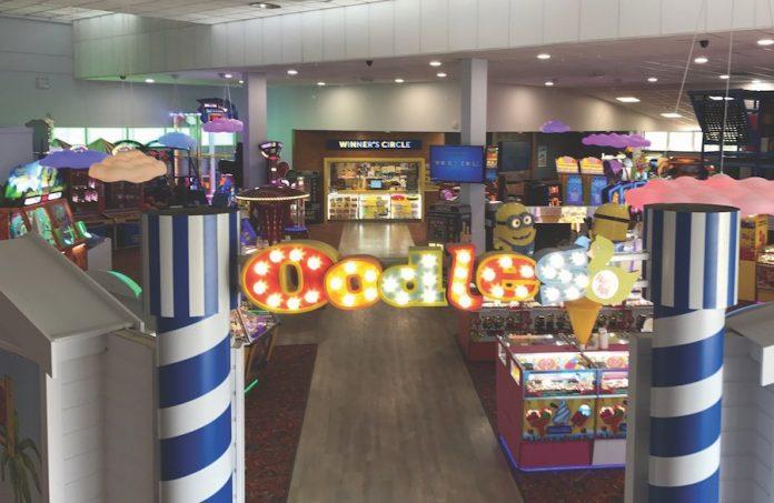 Coinslot - Bourne arcades