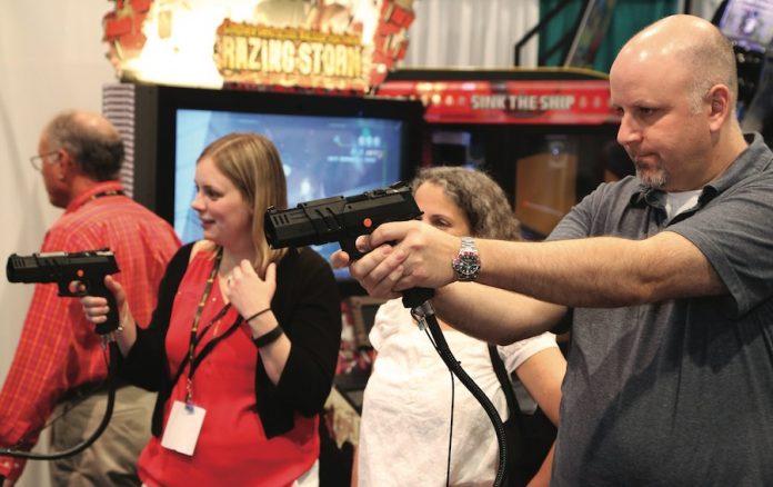 Coinslot - Las Vegas Amusement Expo