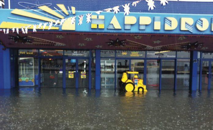 Coinslot - Southend happidromes wet weather