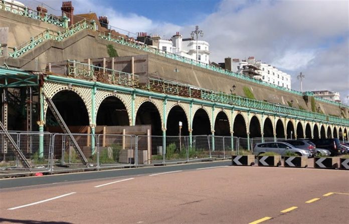 brighton madeira terrace