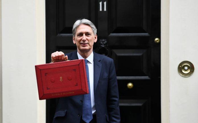 philip hammond chancellor