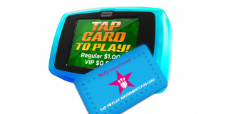 Coinslot Embed Smart Touch Cashless Bandai Namco Hollywood Bowl