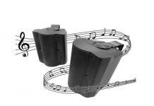 Coinslot E-Service speakers