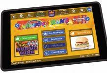 NRM Tilt Budde tablet