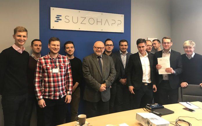 SuzoHapp polish ISO