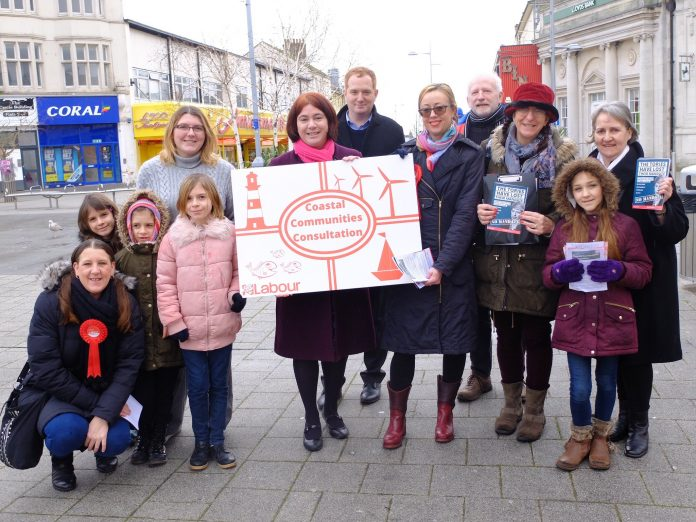clacton coastal consultation labour