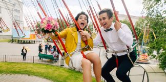 dreamland wedding