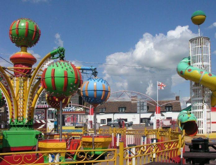 Dymchurch Amusement Park woolls