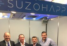 SUZOHAPP at the Irish Gaming Show