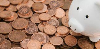 1p 2p pennies coins