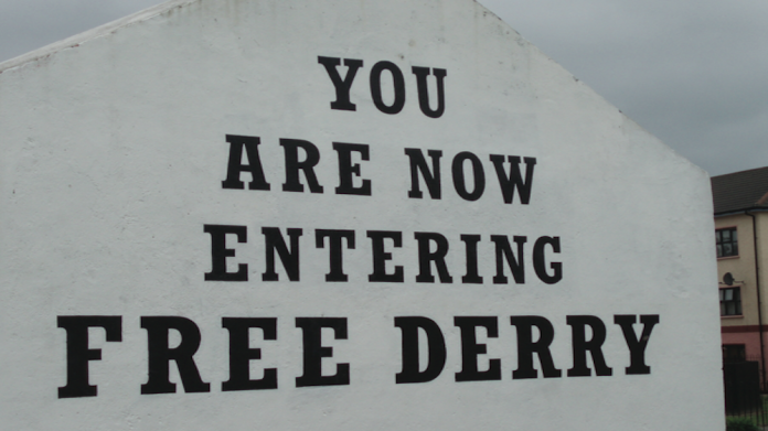 Derry Wall