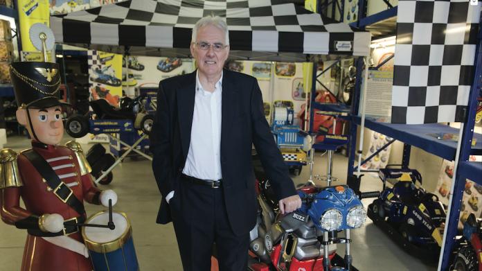 David Robinson World of Rides