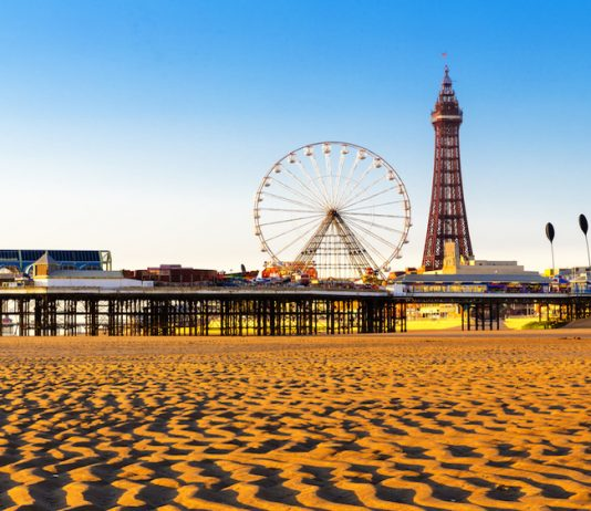 Blackpool, leisure, investment, seaside, holiday