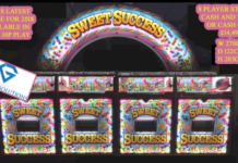 Sweet Success Coin pusher