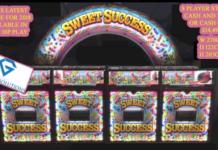 Sweet Success Coin pusher