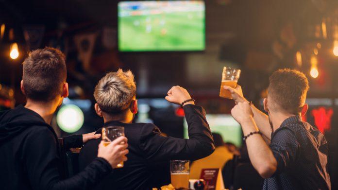 World Cup pub