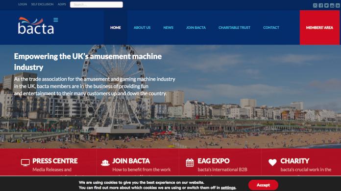 Bacta-website