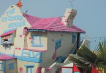 Crooked House, Adventure Island, Southend